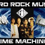 Hard Rock Music Time Machine – 4/7/16