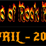 Inferno of Rock Report – APRIL 2016