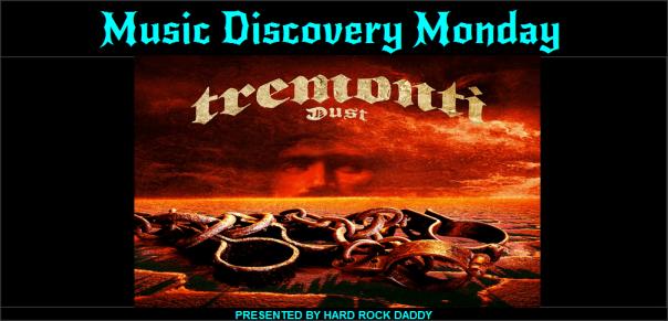 Music Discovery Monday - Tremonti