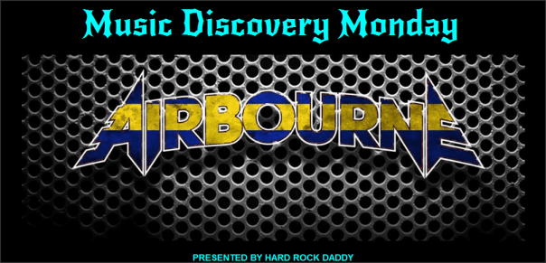 music-discovery-monday-airbourne