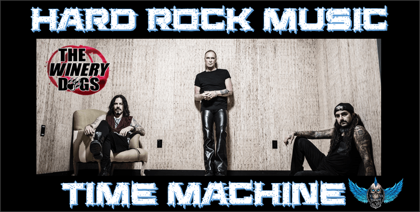 Hard Rock Music Time Machine – 4/13/17