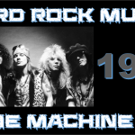Hard Rock Music Time Machine – 8/31/17: THE YEAR – 1987