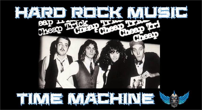 Hard Rock Music Time Machine – 2/8/18