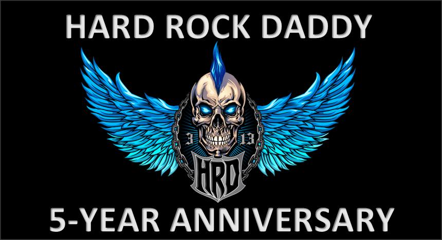 Hard Rock Daddy 5-Year Anniversary