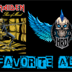 My Favorite Album: Iron Maiden – Piece Of Mind
