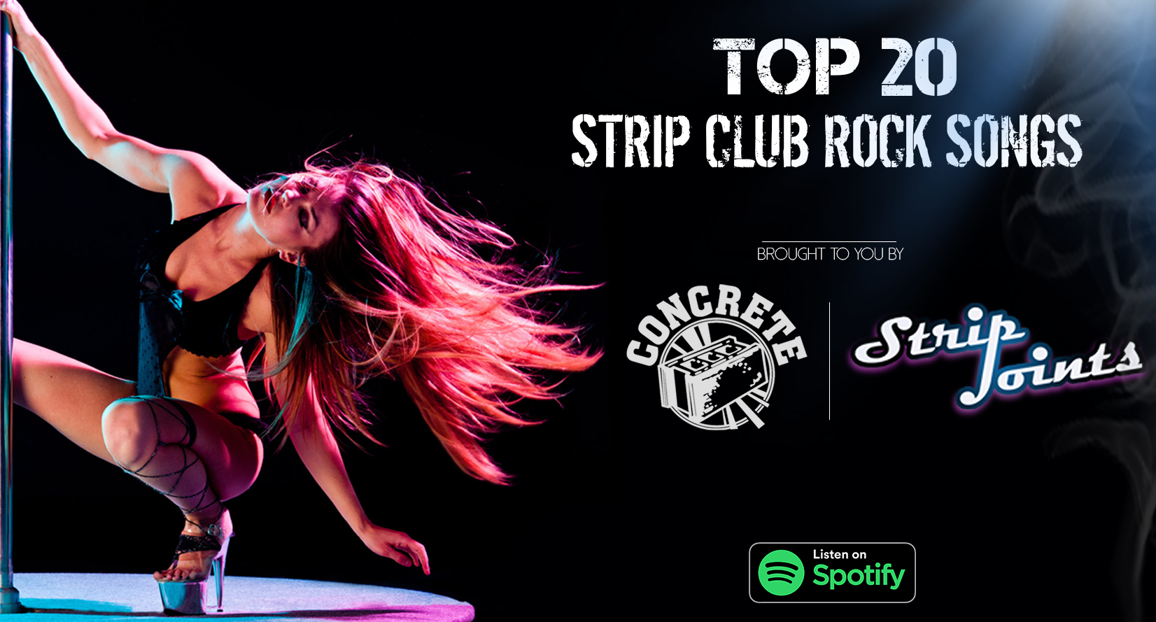 Top 20 Strip Club Rock Songs
