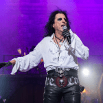 Alice Cooper Rocks Bethel Woods Center for the Arts