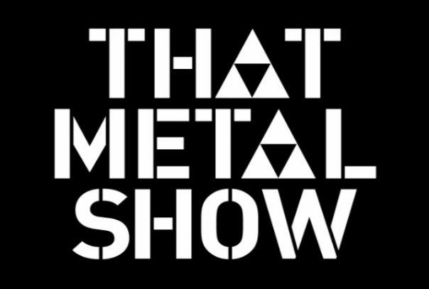 That Metal Show Logo