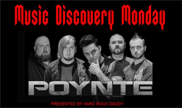 Music Discovery Monday - POYNTE