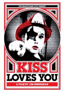 KISS Loves You DVD(2007)