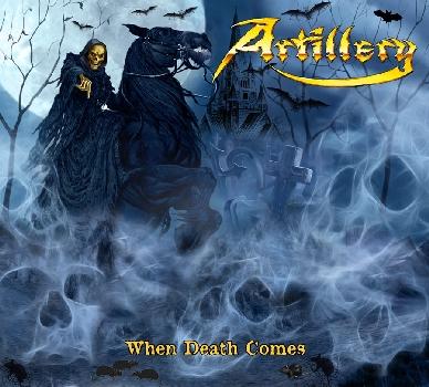 artillery-when-death-comes-2009