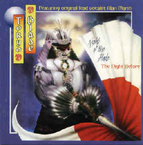 Tokyo Blade - Night Of The Blade (The Night Before)