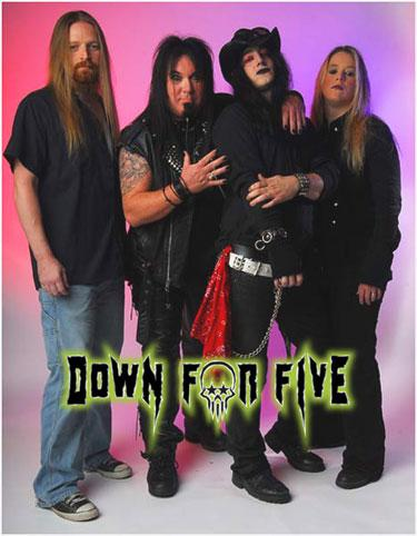 Down For Five band pic