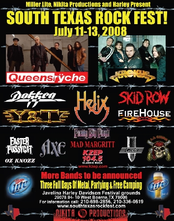 South Texas Rock Festival