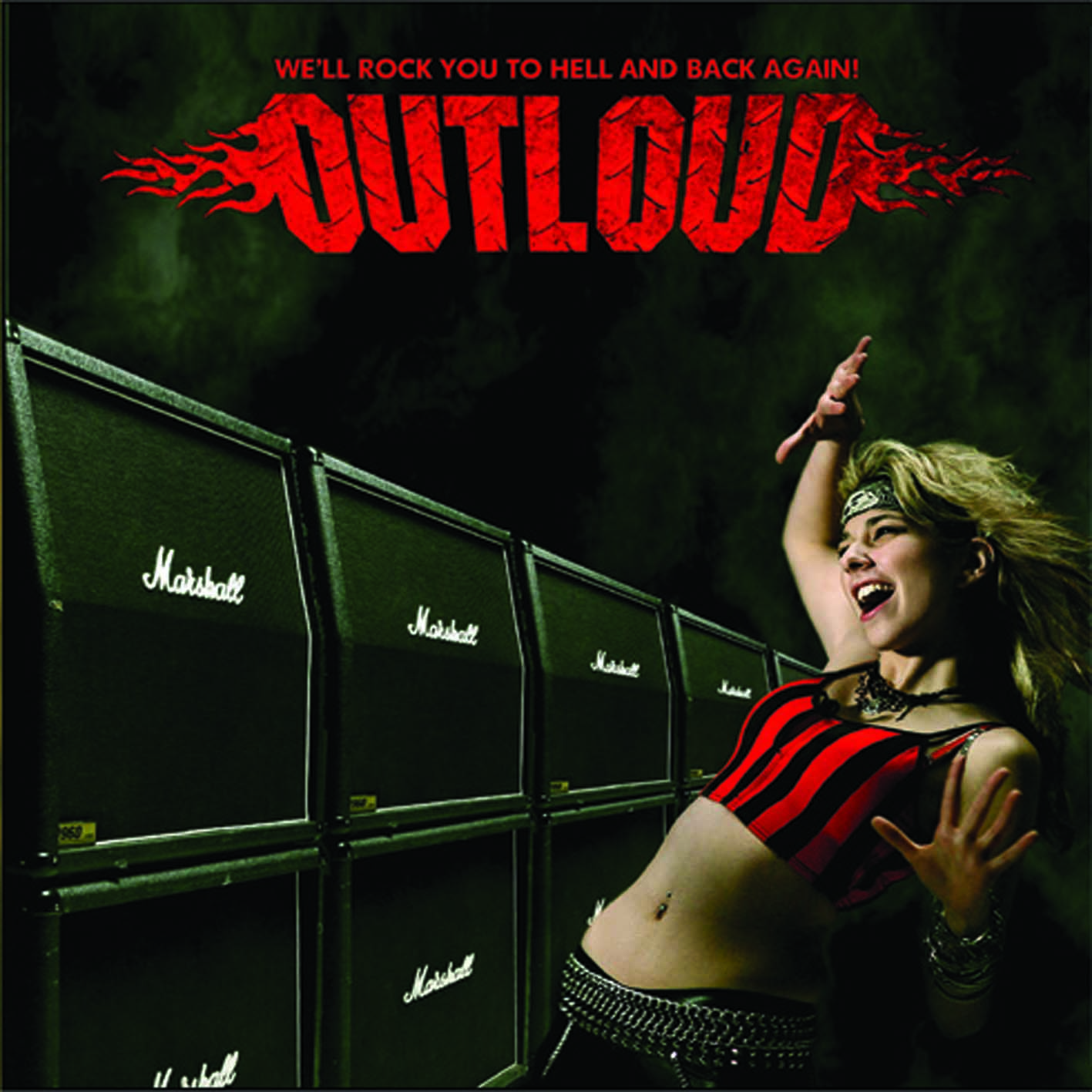 OUTLOUD cover