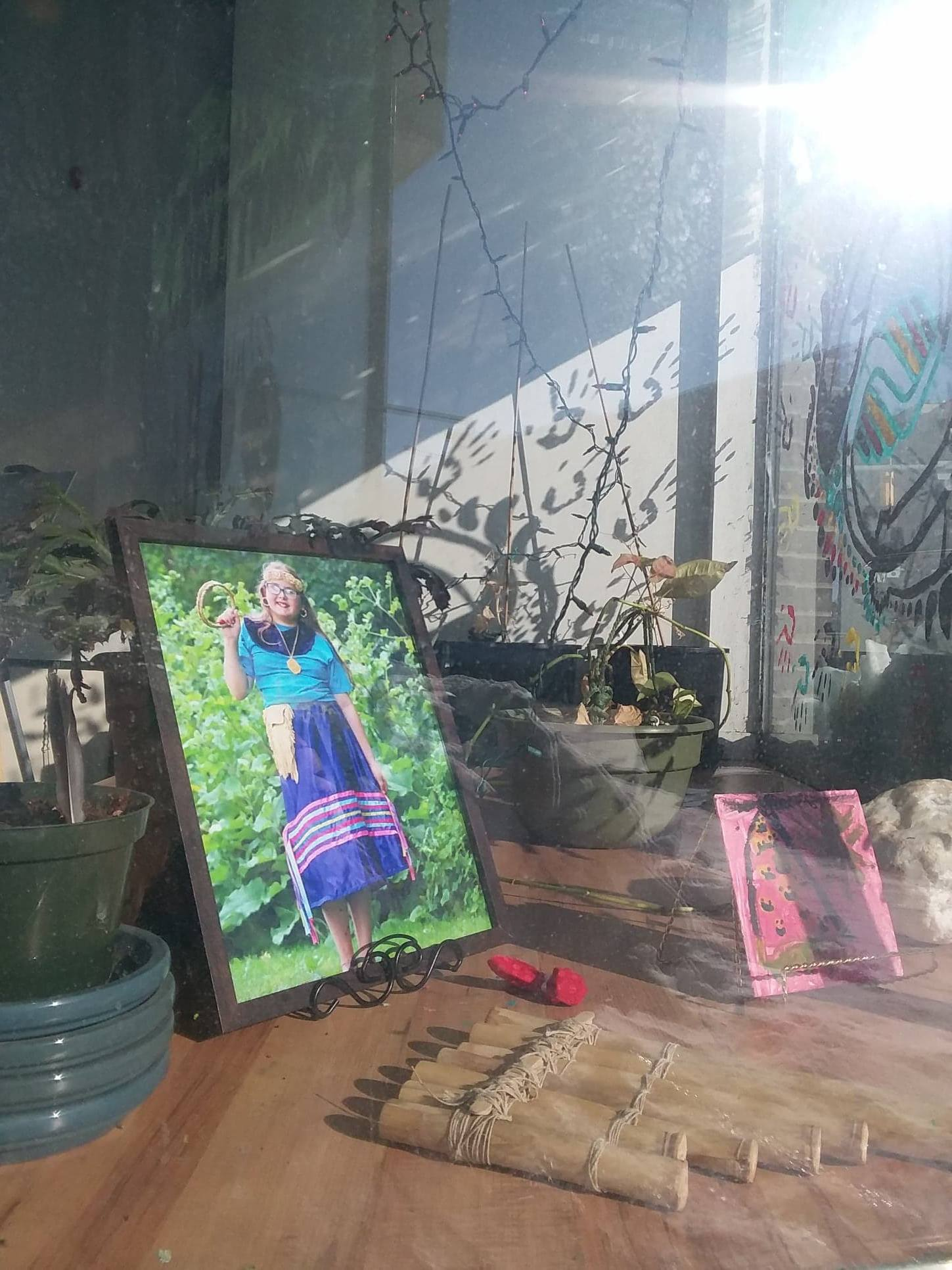 Micmac Community Art Show at HardScrabble Solutions in Maine