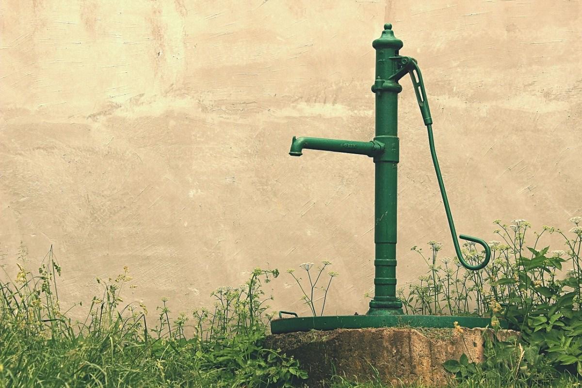 Wasser aufdrehen 2020