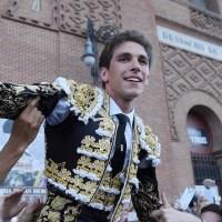 FERIA DE SAN ISIDRO: Ginés Marín, por la puerta grande