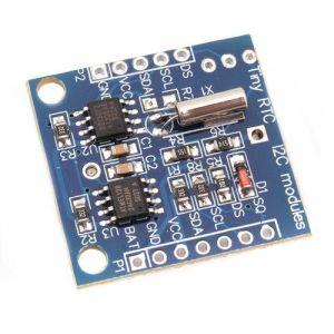 Raspberry Pi : ajouter une horloge RTC en I²C