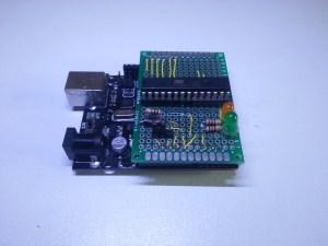 Arduino / ATmega : programmation ISP