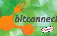 Bitconnect cierra