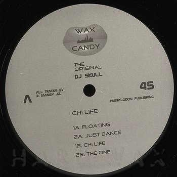 Cover art - DJ Skull: Chi Life