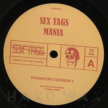 Cover art - Sex Tags Mania: Frankfurt Session