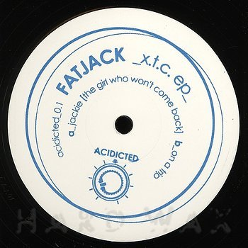 Cover art - Fatjack: XTC EP
