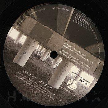 Cover art - Optic Nerve: Detropolis EP