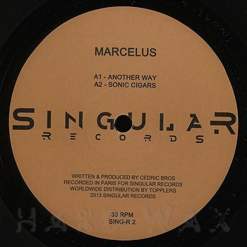 Cover art - Marcelus: Another Way