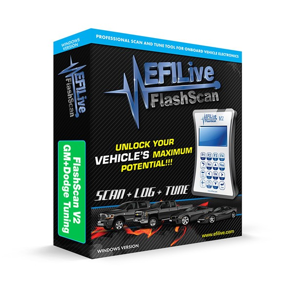 EFILive FlashScan V2 Cummins & GM-0