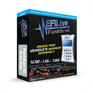 EFILive FlashScan V2 Scan Tool -0