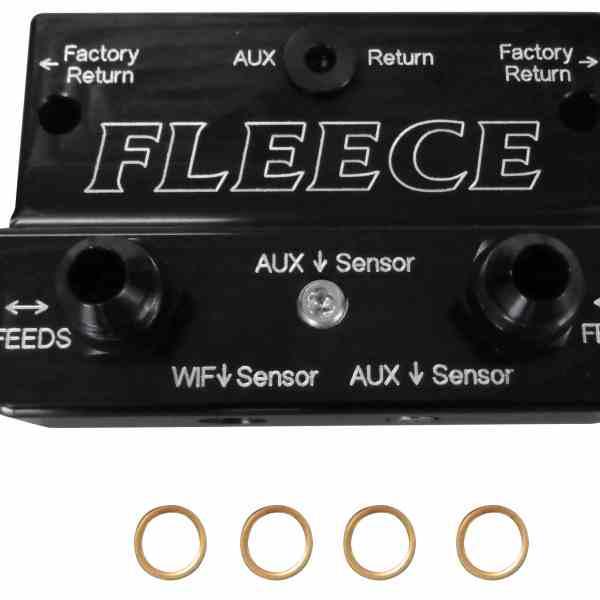 Fleece 2010-2018 - 4th Gen Dodge/Cummins Fuel Distribution Block-0