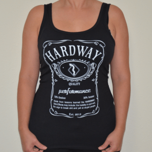 "Hardway ""JD"" Shirt Womens-0"