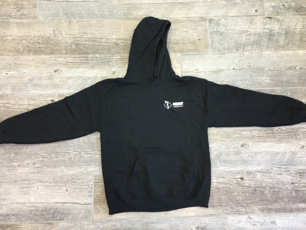 Hardway Pull Over Hoody -0