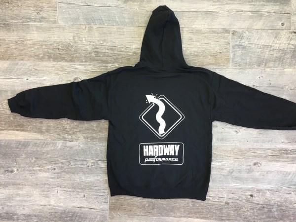 Hardway ZIP UP Hoody-0
