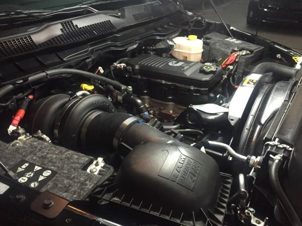 2013+ 6.7 Cummins Compound Turbo Kit - Stage I-0