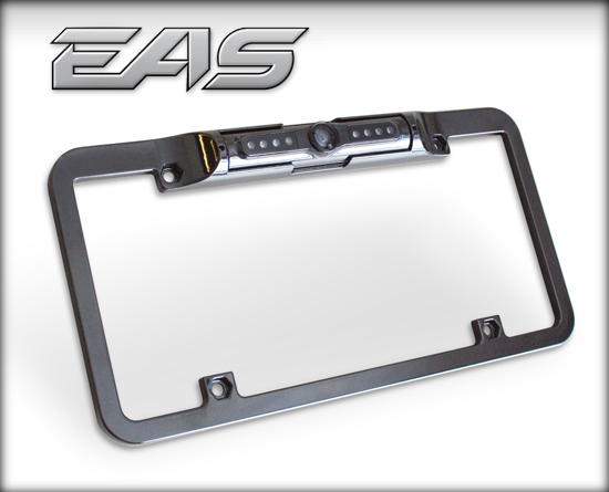 BACK-UP CAMERA LICENSE PLATE MOUNT FOR CTS & CTS2 - 98202-0