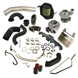 Cobra Twin Turbo Kit S488SX-E / S467 BD - Dodge 2003-2007 5.9L -0