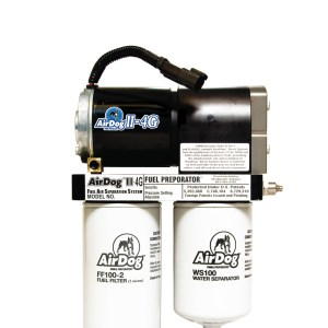 AirDog II-4G Fuel Air Separation System DF-100 GPH (A6SPBC260) 2011-2014 6.6L-0