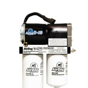 AirDog II-4G Fuel Air Separation System DF-165 GPH (A6SABC409) 2001-2010 6.6L-0