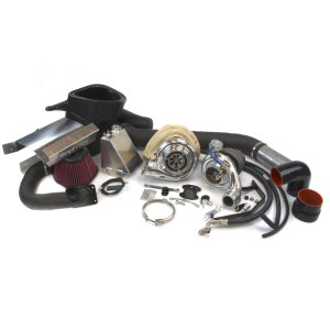 DODGE CUMMINS 6.7L TOWING COMPOUND TURBO KIT (2013-2016) - Industrial Injection-0