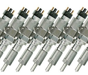 S&S 2001-2004 LB7 Duramax 30% over Injector, Honed stock VCO Nozzle -0