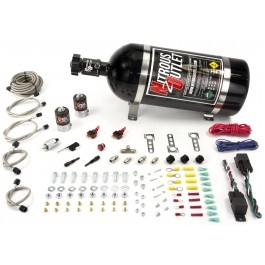Nitrous Outlet Universal Dual Stage Diesel Single Nozzle Dry System-0