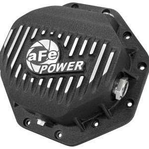 aFe POWER 46-70272 Rear Differential Cover, Machined Fins; Pro Series-0