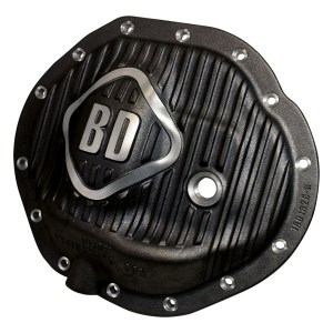 BD Diesel Differential Cover, Front - AA 14-9.25 - Dodge 2500 2003-2013 / 3500 2003-2012 -0