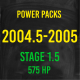 Stage 1.5 *575HP* Hardway Performance Power Packs for 2004.5-2005 Cummins-0