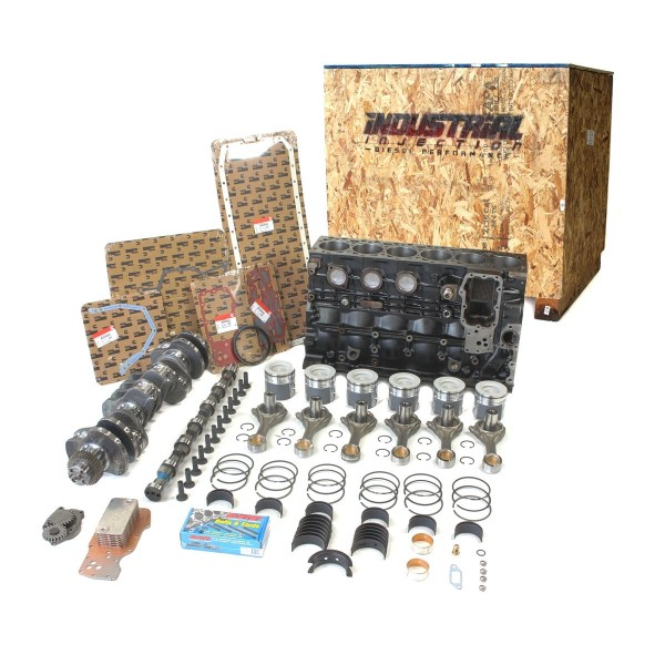 INDUSTRIAL INJECTION 6.7L CUMMINS STOCK PLUS BUILDER BOX-0