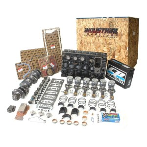 INDUSTRIAL INJECTION 6.7L CUMMINS RACE PERFORMANCE BUILDER BOX-0