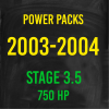 Stage 3.5 *750HP* Hardway Performance Power Packs for 2003-2004 Cummins-0